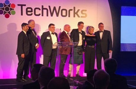 CSA Catapult Wins its First Award for R&D Excellence