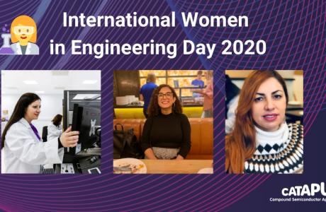 Celebrating International Women in Engineering Day at CSA Catapult