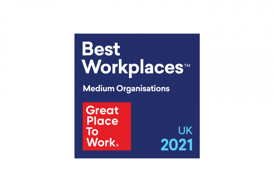 CSA Catapult 2021 UK Best Workplaces